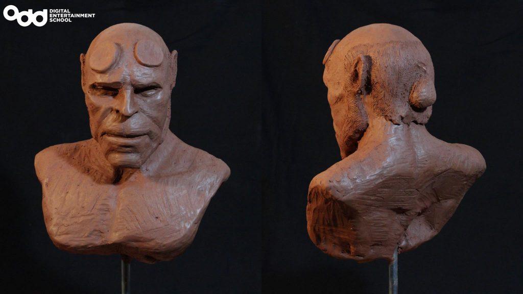 Curso de Escultura Tradicional Odd School